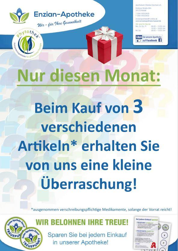 Entenpost Enzianapotheke Kassel