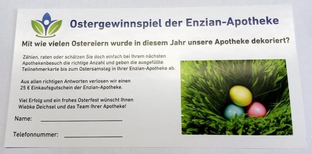 Osteraktion_Enzian-Apotheke-Kassel