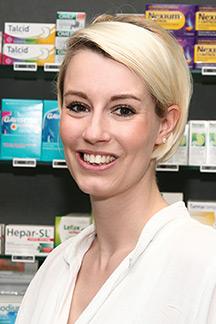 Frau Apothekerin Wiebke Deichsel